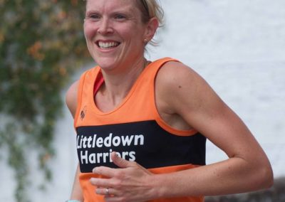 Littledown Harriers Coach