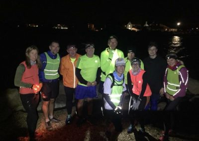 Littledown Harriers Night Run