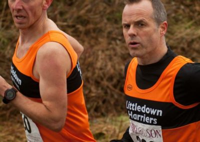 Littledown Harriers Members